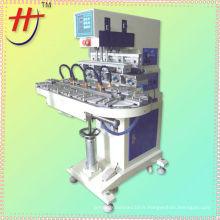 Tampon à tampon pneumatique à 4 couleurs HP-160DZ haute qualité
