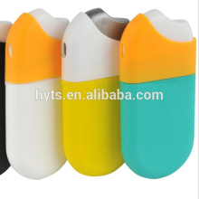 10ml 15ml plastic perfume spray credit card bottle