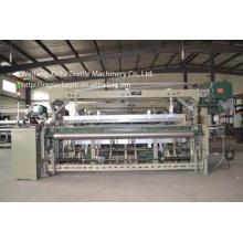 Máquina de tecelagem flexível do pano de algodão do tear de Rapier