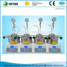 Sistemas de reacción en paralelo / reactor de alta presión 100 ml
