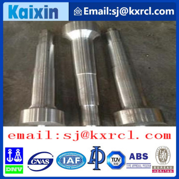 Customized Carbon Steel Forged Shaft Builder
