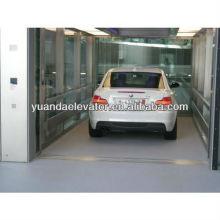Yuanda два почтовый автомобиль лифт