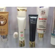 Serie de la cubierta de recipiente para el paquete de tubo cosmético