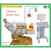 2016 Newest! !CE & ISO Certified Secure and Cute Children Dental Chair (MSLDC01M)