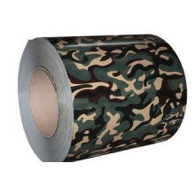 Camouflage Colored Galvanized Steel Coil / Prepainted Galva