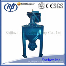Paper Pulp and Flotation Using Vertical Froth Pumps (AF)