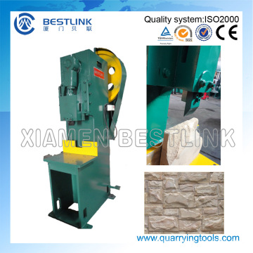 High Productivity Breaking Machine for Split Natural Face