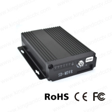720p Ahd 4CH High Definition SD Mobile DVR