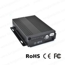 720p Ahd 4CH с высоким разрешением SD Mobile Mobile DVR