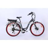 700C city electric bicycle lady e-bike (Model OSUN)