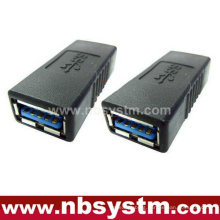 USB 3.0 adapter, USB A female to A female