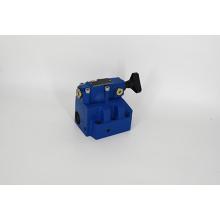 Válvula de cartucho de sequência hidráulica equilibrada operada por piloto