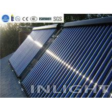 Solar Keymark SRCC Certified Heat Pipe Solar Collectors
