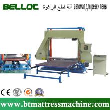 Automatische horizontale Schaumstoff schneiden Maschinenlieferant