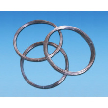 High Purity Vacuum Metallizing Evaporation Coating Black Tungsten Wire Dia0.75mm