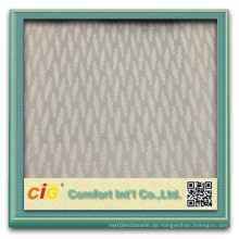 Classic Emboss Design Polyester Stoff