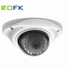 Venda direta da fábrica 4MP CCTV fisheye grande angular câmera dome à prova d 'água visão noturna IR