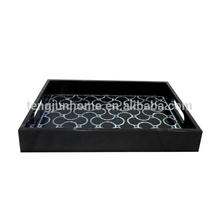 Hotel Supplies Pen Shell Tray with Paua Paper