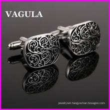 VAGULA Wholesale Engraved Cufflinks (HL10146)