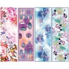 Women′s Polyester Custom Printing Scarf (C-028)