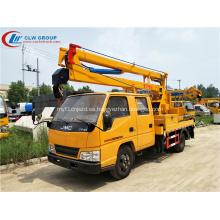 100% garantizado JMC 12m Overhead Working Truck