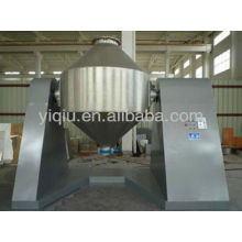 Two shaft mixer for powder and granule