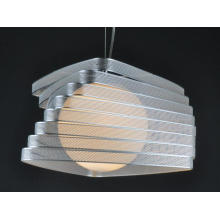 Restaurant E14 White Suspension Light Modern
