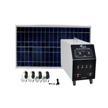 Portable Solar Power Systems for Home Using Fs-S107
