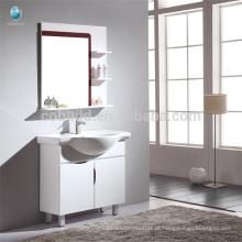 Móveis de casa de banho freestading gabinete de estante de armazenamento barato