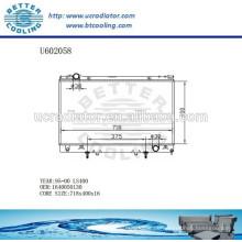 Kühler für TOYOTA 1640050130 LS400 95-00 Hersteller und Direktverkauf