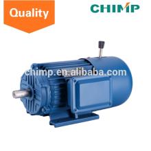 Motor de imán trifásico de inducción de CA de la serie CHIMP YEJ