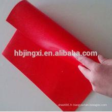 Feuille molle de PVC résistant à l'érosion pour le plancher