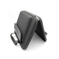 Global miracle inner pocket business briefcase hard nylon laptop bag