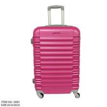 ABS случай вагонетки багажа 4шт 20/24/28/32