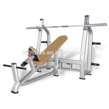 HOT!! Commercial Fitness Equipment weight incline bench (luxury)