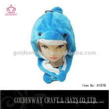 2013 Die beliebtesten und Mode Dolphin Animal Hat