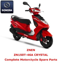 Znen ZN150T-46A CRYSTAL Scooter completo repuesto