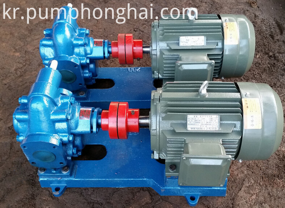 Lube Transfer Pump