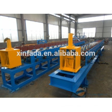 China Newest Design Outfall Ditch Galvanized Metal Gutter Way Cold Roll Forming Machine