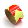 Klare Micro Prism Traffic Infrarot Reflexfolie für die Sicherheit