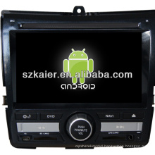 Android car multimedia for Honda City with GPS/Bluetooth/TV/3G/WIFI