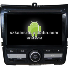 Multimídia carro Android para Honda City com GPS / Bluetooth / TV / 3G / WIFI