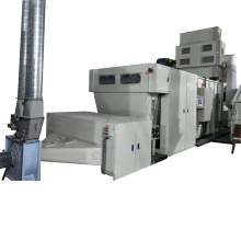 Automatic Electronic Weight Control System Bale Opener with Scale
