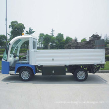 Camión de saneamiento eléctrico del vehículo de basura eléctrico (DT-12)