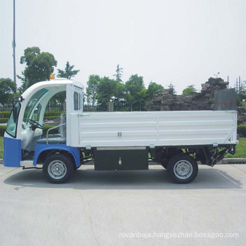 Electric Garbage Vehicle Electric Sanitation Truck (DT-12)