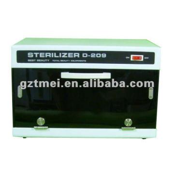 El salón de belleza 220V calentó el calentador de la toalla del gabinete del esterilizador de la toalla