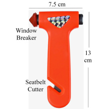 Auto Emergency Window Breaker Seatbelt Cutter Tool