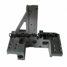 Часть CNC подвергая механической обработке (нержавеющая сталь, алюминий, латунь)