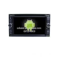 Quad-Core! Auto-DVD mit Spiegellink / DVR / TPMS / OBD2 für 6.2-Zoll-Touch-Screen-Quad-Core 4.4 Android-System Universal