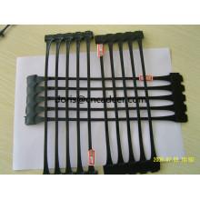 Uniaxiales Netz-Geogitter aus Kunststoff mit CE-Zulassung